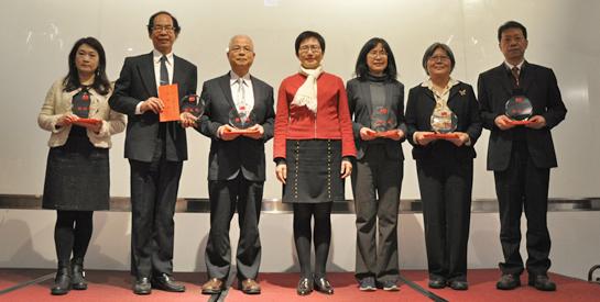 國產活化有成,財政部頒獎表揚績優機關
