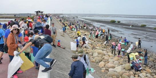 落實向海致敬政策 海洋資源永續經營
